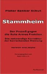 Pieter Bakker Schut Stammheim